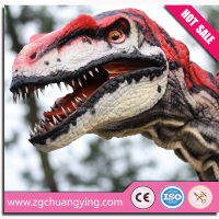 Zigong dinosaur handicrafts amusement park pet animals