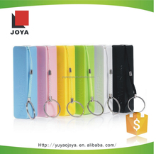 Promotional Gift 2600mah power bank,Mini Keychain Manual for Power Bank Charger mobile power bank for tiger brand