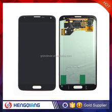 China wholesale mobile phone lcd display touch screen for samsung galaxy s5