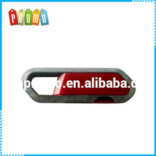 Promotional Metal bottle opener Shaped USB Memory Stick Keychain
