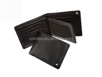 Promotional PU leather men wallet