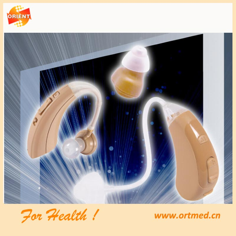 Wholesale Cheap Medical Equipment BTE digital Technologically advanced hearing aids