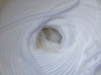 disposable absorbent cotton wool string