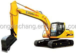 high quality hydraulic crawler excavator with cheapest price