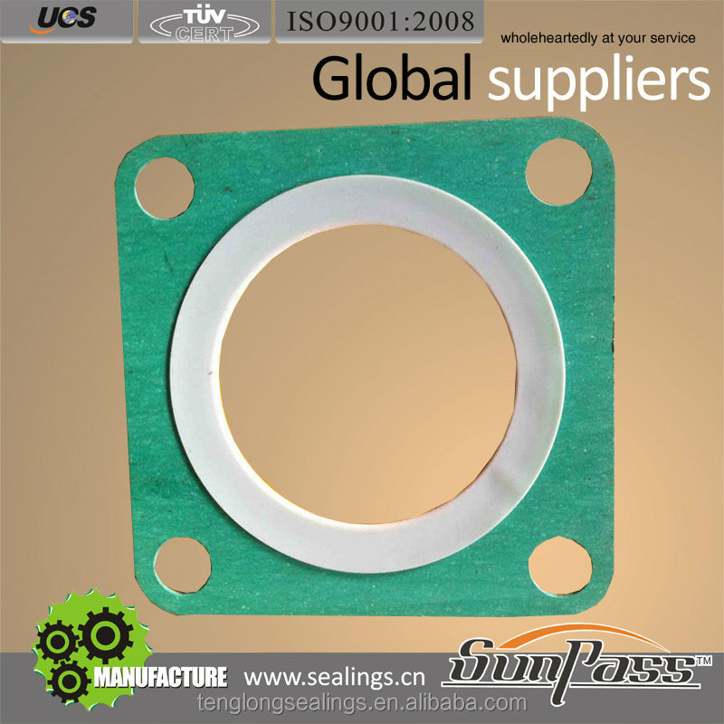 Tank Container Envelope Seal PTFE Flange Gasket