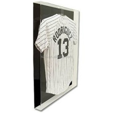 Acrylic,Acrylic / PMMA / plexiglass Material DELUXE JERSEY AND SHIRT DISPLAY CASE