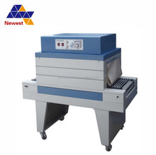 Plastic bag heat sealing machine with cutter/bag heat sealing machine/heat sealing machine