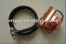 "1/4"" -1 5/8""click on grounding kit for RF coaxial cable"