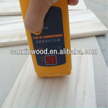 Timber Raw Materials Wooden Drawer Sides