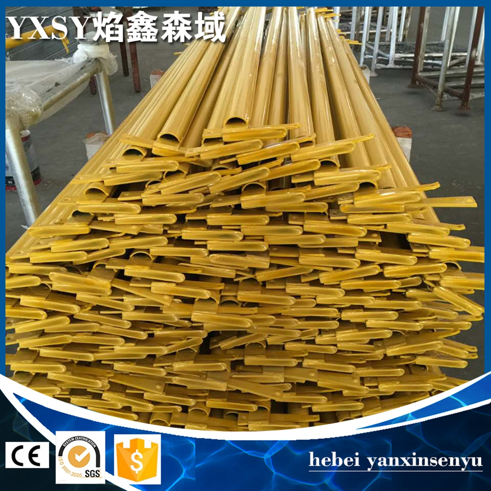 China manufacturer direct sale High Strength quick lock scaffolding For Building