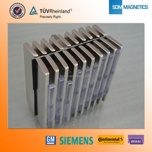 Industrial High Quality N35 N52 neodymium fridge magnet sheet