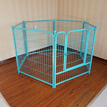 folding expandable small animal dog cage metal pet playpen