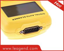 professional universal auto diagnostic scanner CAN OBD2/EOBD Code Reader T51 with update online