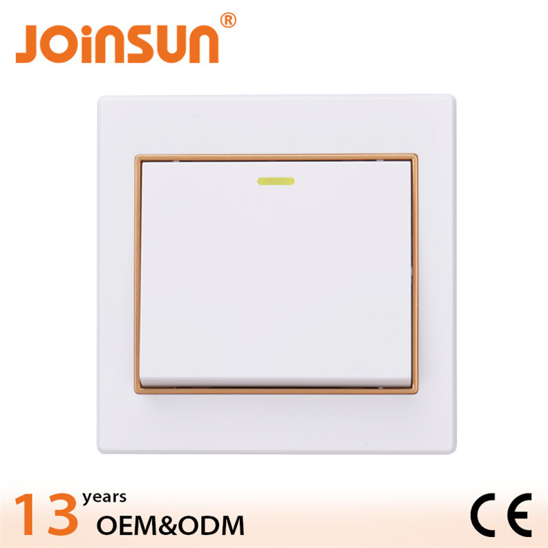 Germany style kitchen cabinet light sensor switch