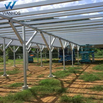 Solar Carport system/ Solar Ground Mount