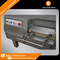 China factory supply frozen meat dicer machine / meat cube cutting machine/ Beef chicken meat cube dicer 008613028676303