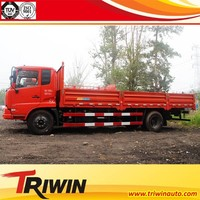 china supplier EURO 4 air-condition available diesel engine 118KW 160hp 8 ton small cargo truck