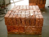 Copper Scrap, Copper Ore, Copper Cathode