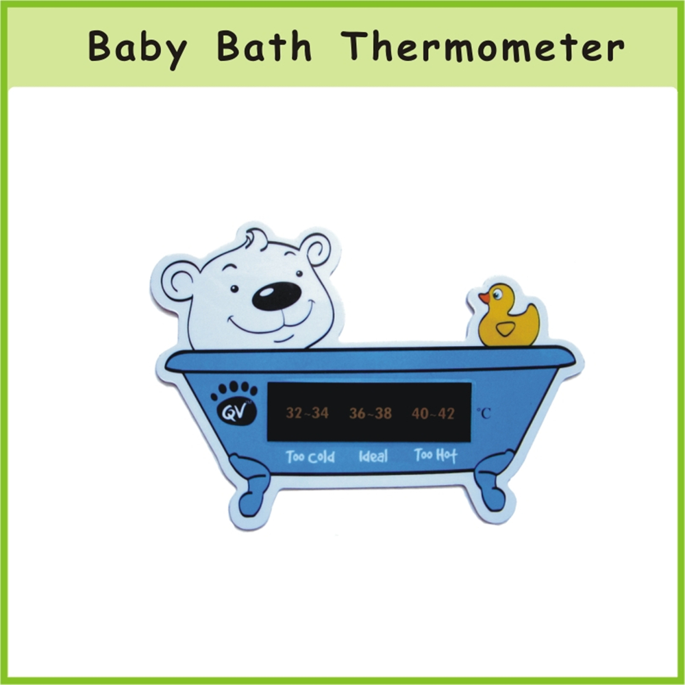 OEM Promotional Baby Shower Water Thermometer Bath Thermometer Digital