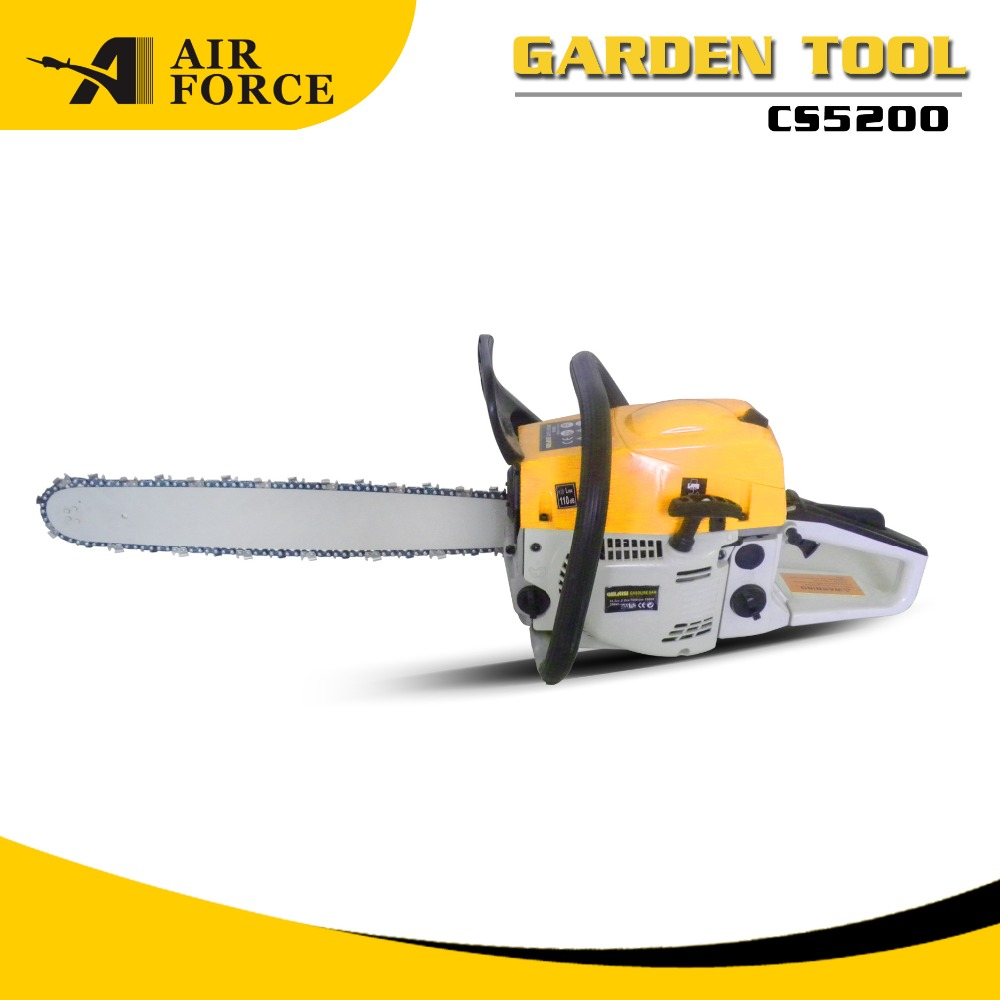 AF CS5200 Competitive Price Garden Tools Gasoline Mini Chain Saw