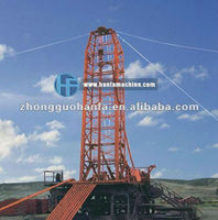 High-efficiency and Trailer-type! S600 Foundation Piles Drilling Equipments