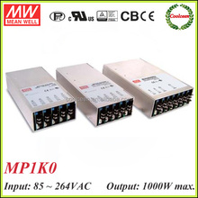 Meanwell MP1K0 1000w modular power supply switching