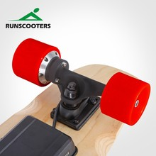 RUNSCOOTERS 2017 electrical street fast speed skating long board