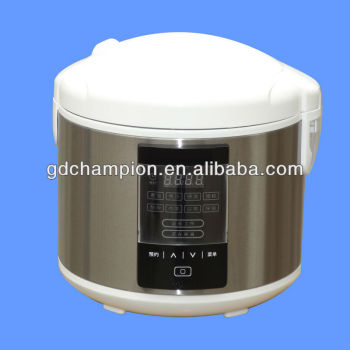 New model electric pressure cooker for Russia market