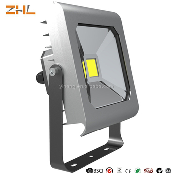 High quality ZHL 10w led flood light outdoor lighting with 360 rotated