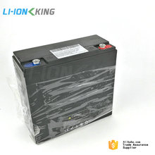 LI-ION KING 20A BMS 12V 50Ah Li-ion Lithium Battery