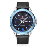 Longbo brand High Quality Top Mens Stainless Steel Wrist Watch wholesale