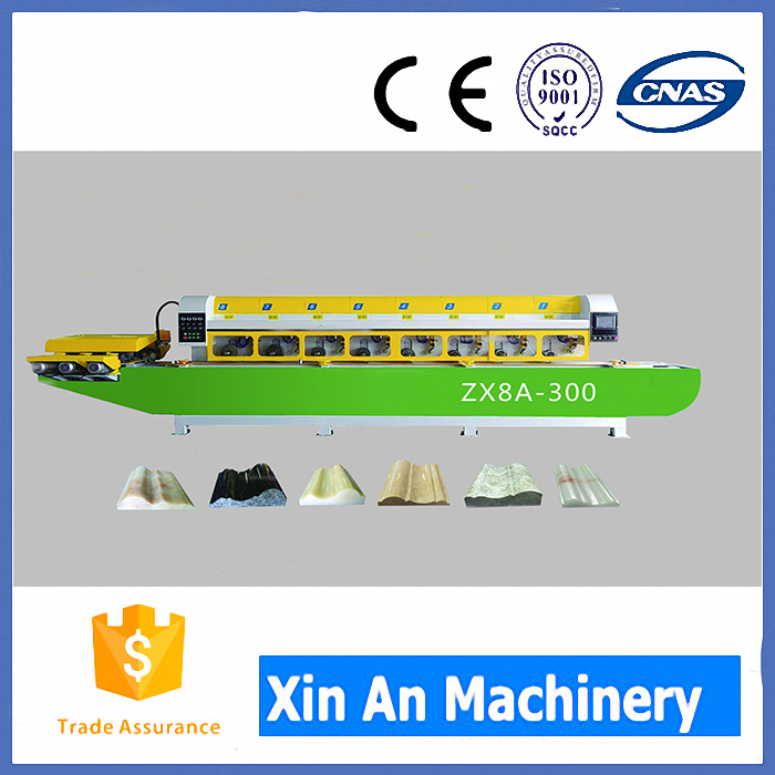 Automatic molding line machine granite marble line cutting