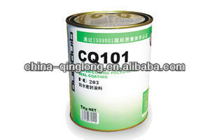 Waterproof Single Component Polymer Architectural Polyurethane Seal Coating CQ-101