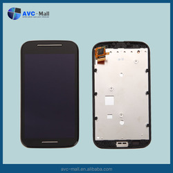 china mobile LCD screen with digitizer assembly for Motorola Moto E/XT1021/XT1022/XT1025 black