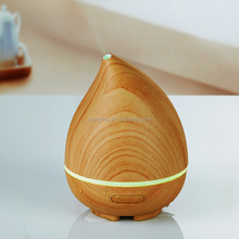 High quality aroma essential oil diffuser/wood grain ultrasonic aroma diffuser humidifiers