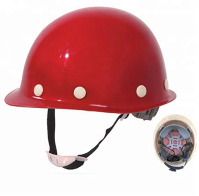 Heated v model safety helmet,safety hard hat,helmet Construction PP PC PE