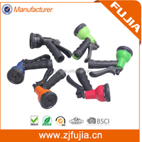 Water Jet / 8 function water mist spray nozzle for magic hose