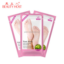 Peeling Off Exfoliating Foot And Hand Mask