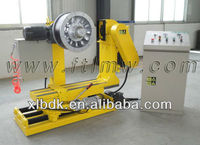 Automatic electric tire buffer machine for tyre recycling