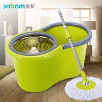 Hot sale easy rotating mini spin mop XH005