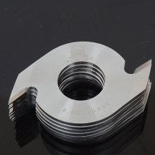 wood shaper cutter Carbide tipped Finger Joint knife for voneer wood