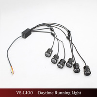 2014 new design flexible led daytime running light,flexible led drl