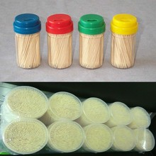 Customize packed bamboo disposable toothpicks factory