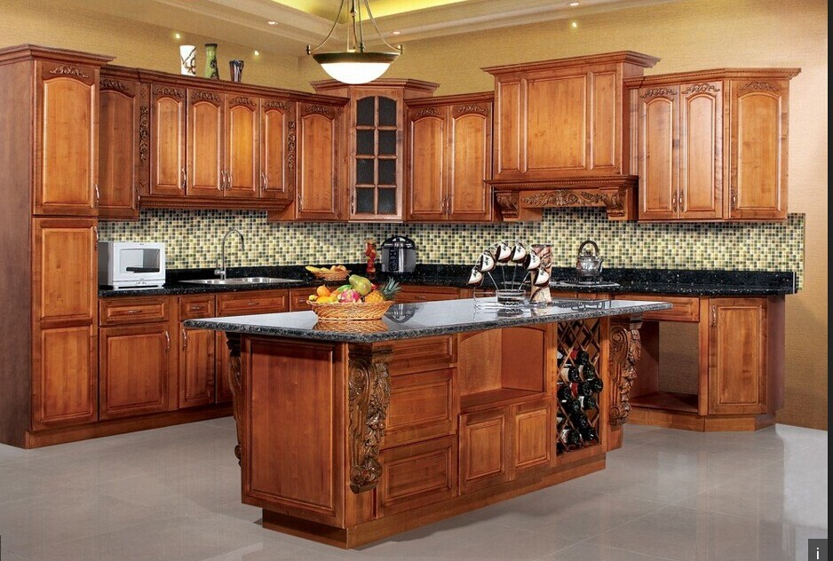 Rta Cabinets Wood Kitchen,Solid Wood Walnut Kitchen Cabinets - Buy ...