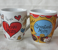 ceramic 12 oz mum gift cup wholesale mother's day mug