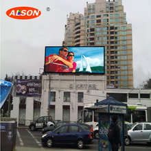P8 advertising led outdoor tv billboard for roadside