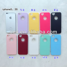 Wholesales Hollow Out Flower Heart PC Hard Plastic Case For iPhone 5 5S