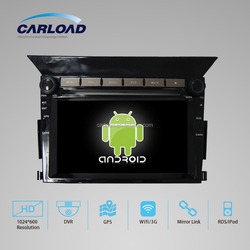 6.2in android 2 din car dvd for pilot with GPS, iPod, RDS, Wifi, 3G, mirror link functions