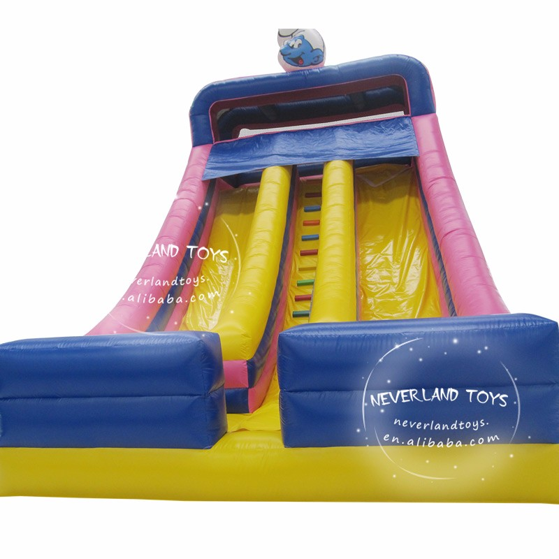 Neverland Toys giant inflatable water slide inflatable water slide high inflatable water slide for sale