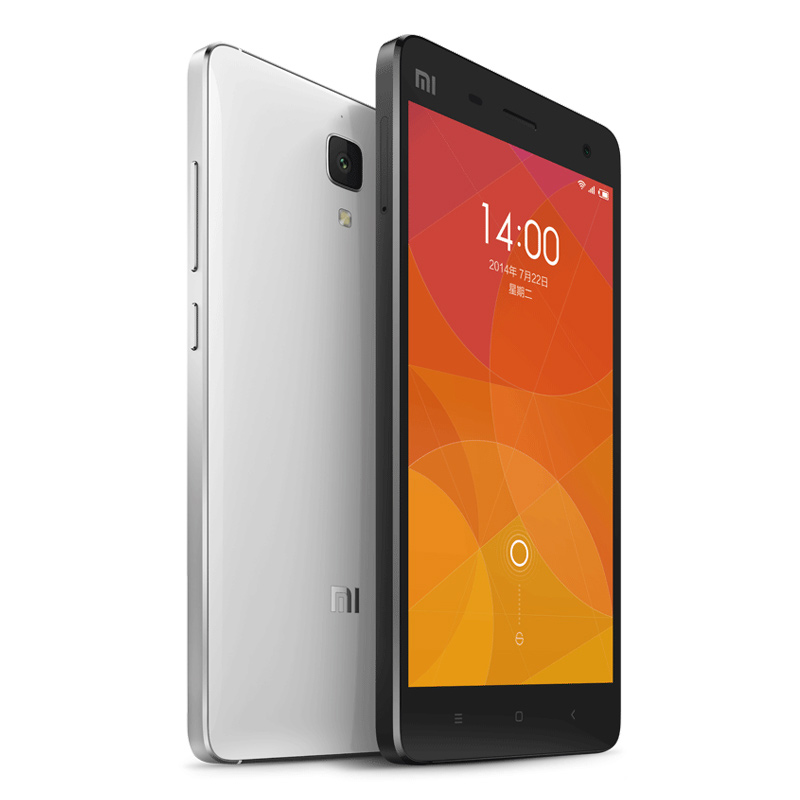 Xioami Xiaomi Mi 4 Mi4 Cell 3GB RAM 16GB ROM Android 4.4 Snapdragon 801 Quad Core 5 inch 13MP Mobile Phone